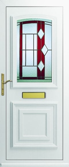 Pvcu door 240x580 test valley windows for Upvc french doors dorset