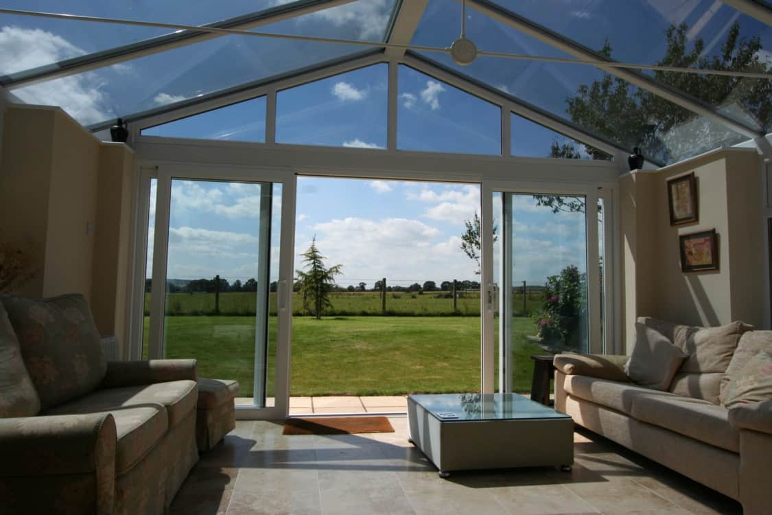Gable Conservatory Andover Winchester Basingstoke Hampshire