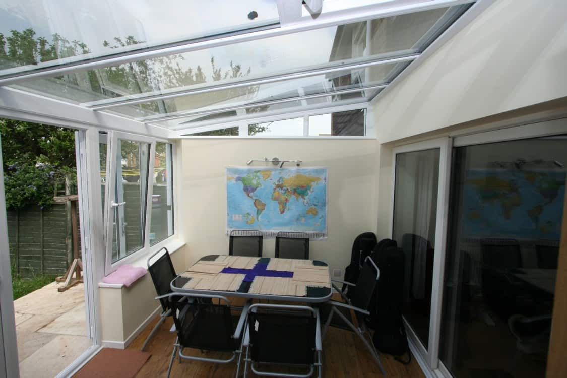 Modern Conservatories Andover Winchester Basingstoke