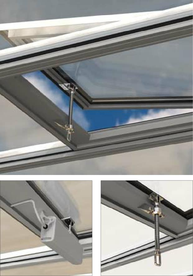 Roof Ventilation Options : Orangery roofs roof replacement