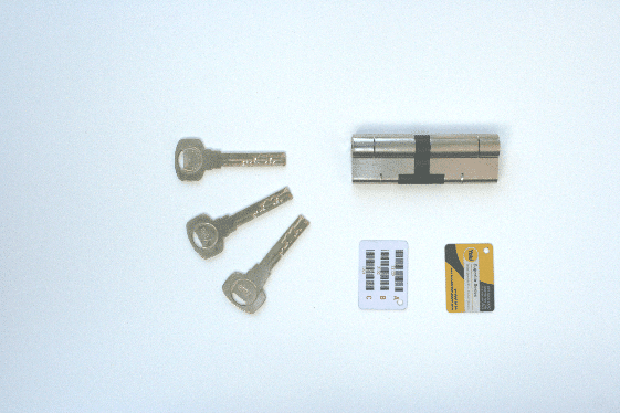Security Door Cylinders